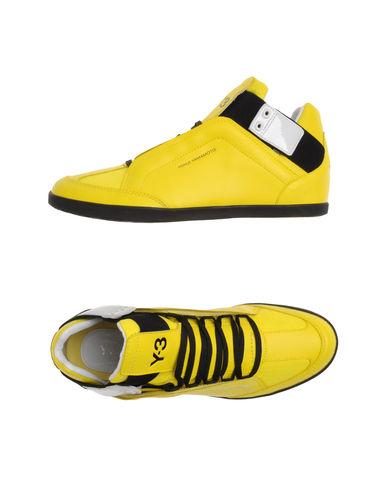 y-3高帮运动鞋   鞋履