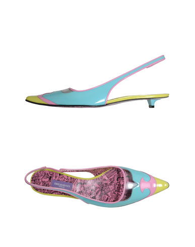 EMILIO PUCCI - Slingbacks