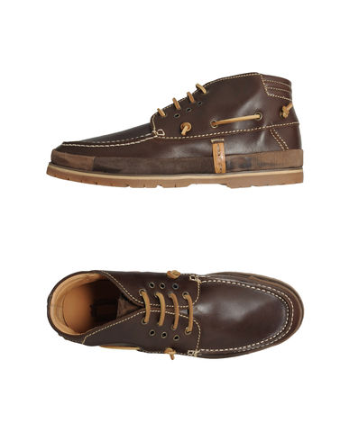MONO WAY - High-top dress shoe