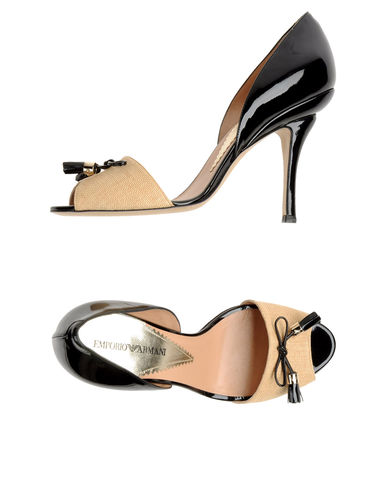 EMPORIO ARMANI - High-heeled sandals