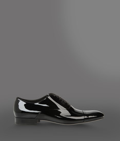 GIORGIO ARMANI - Lace-up shoe