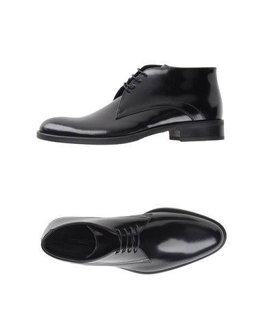 CRISTIANO GUALTIERI - High-top dress shoe