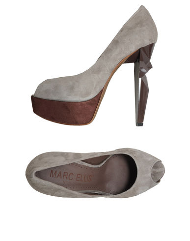 MARC ELLIS - Pumps with open toe