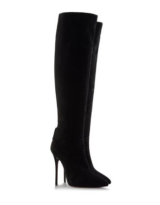 CESARE PACIOTTI Boots Over the knee boots on shoes