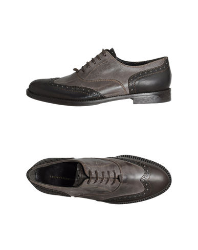 LUCA VALENTINI - Lace-up shoes