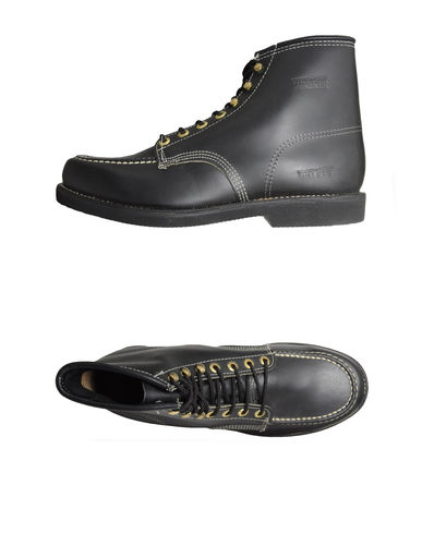 WALKER - High-top dress shoe