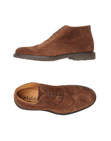 MALDINI - High-top dress shoe