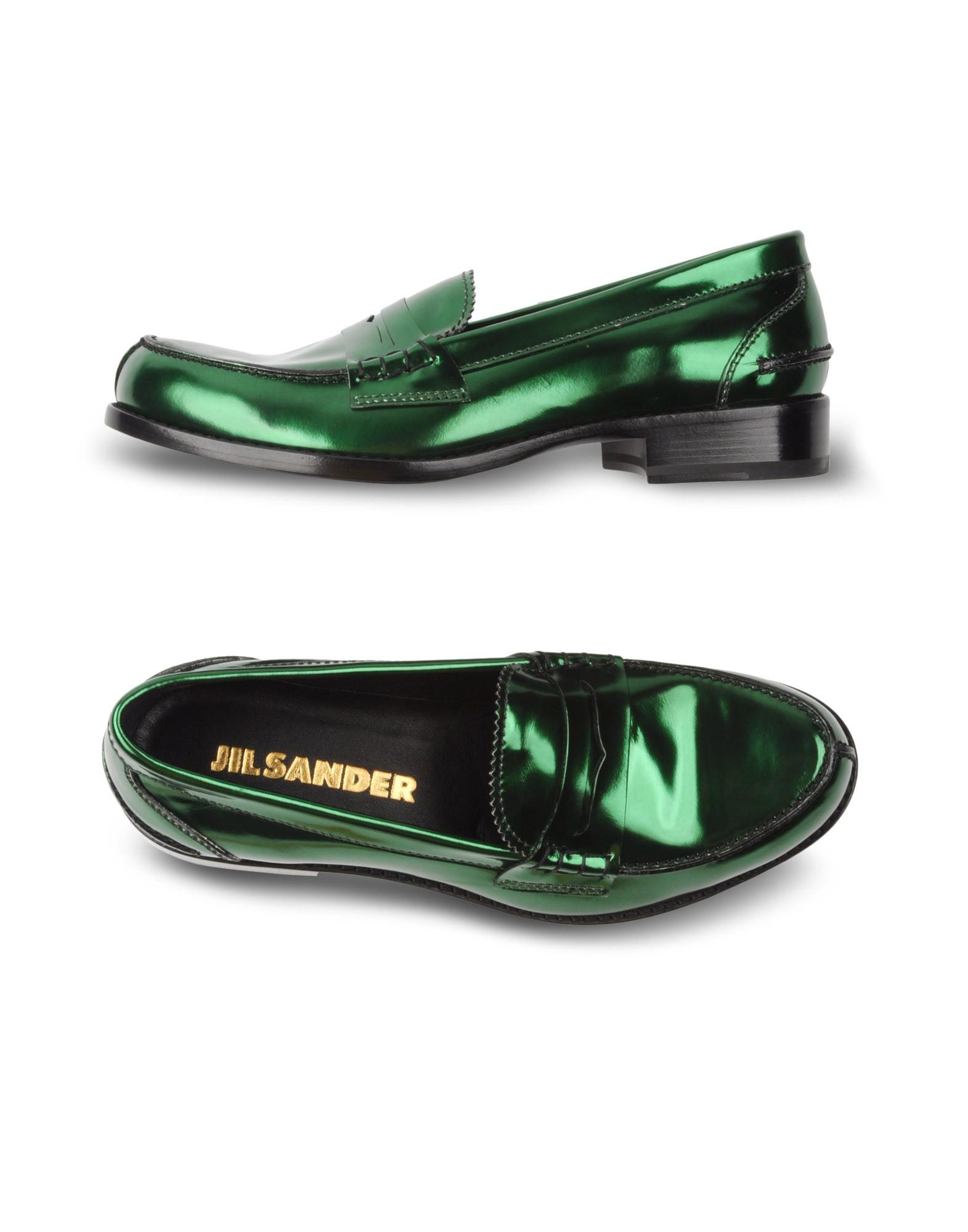 Moccasins - JIL SANDER Online Store