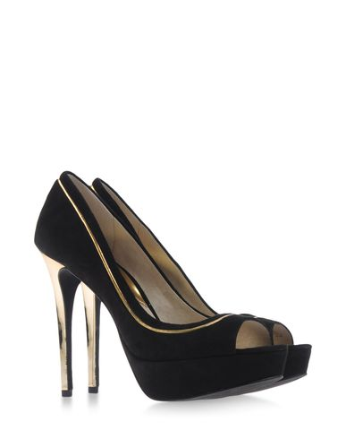 MICHAEL MICHAEL KORS - Courts with open toe