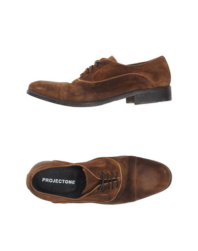 PROJECT ONE - Lace-up shoes