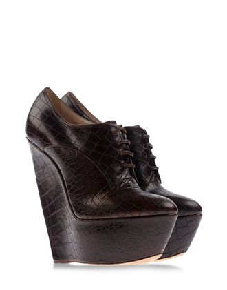 CASADEI Loafers  Lace-ups Brogues on shoescribe.co