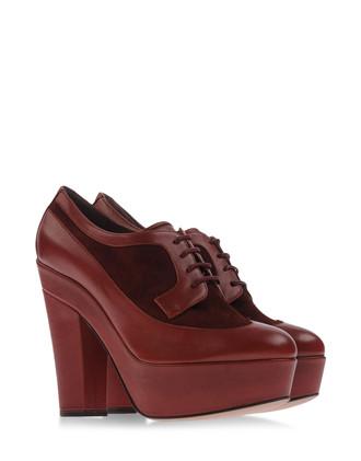L' AUTRE CHOSE Loafers  Lace-ups Brogues on shoesc