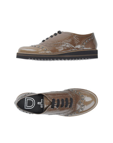 D+ - Lace-up shoes