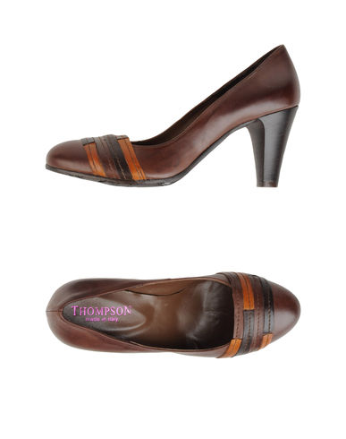 THOMPSON - Closed-toe slip-ons