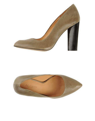 CLAUDY - Closed-toe slip-ons
