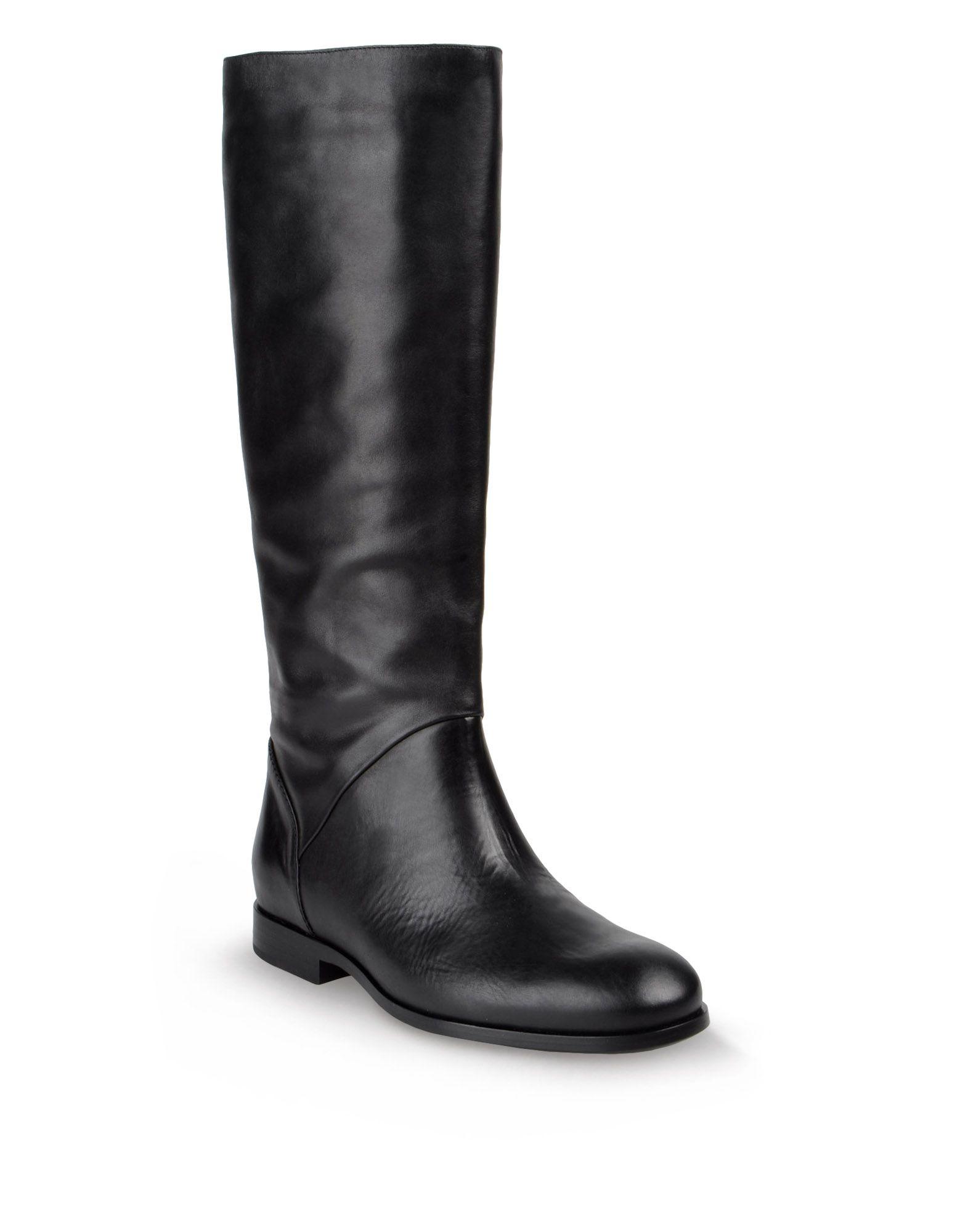 Boots - JIL SANDER NAVY Online Store