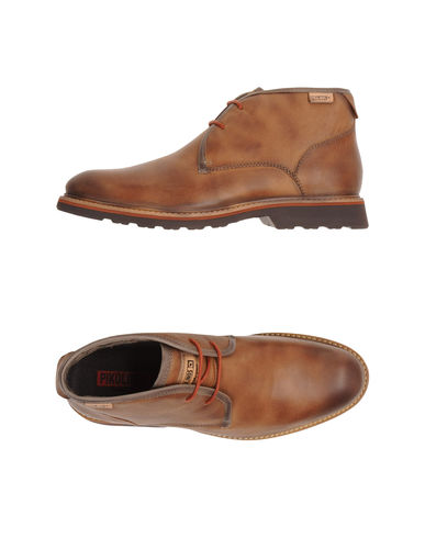 PIKOLINOS - High-top dress shoe