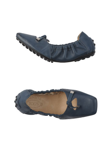 TOD'S JUNIOR - Ballet flats