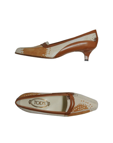 TOD&#39;S - Moccasins with heel