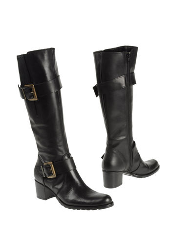 GESTE PROPOSITION - High-heeled boots