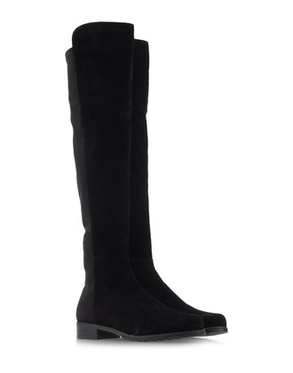 STUART WEITZMAN Boots Over the knee boots on shoes