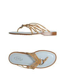 TOD&#39;S - Flip flops &amp; clog sandals