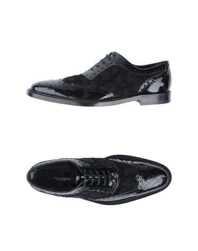 DOLCE &amp; GABBANA - Lace-up shoes