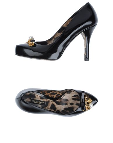 DOLCE &amp; GABBANA - Closed-toe slip-ons