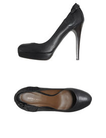 BOTTEGA VENETA - Platform pumps