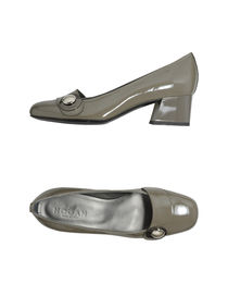 HOGAN - Closed-toe slip-ons