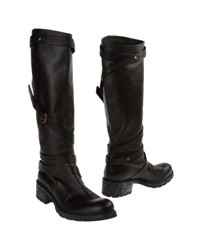 HOGAN - High-heeled boots