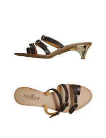 HOGAN - High-heeled sandals