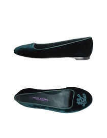 RALPH LAUREN COLLECTION - Ballet flats