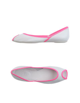 HOGAN - CALZATURE - Ballerine open toe