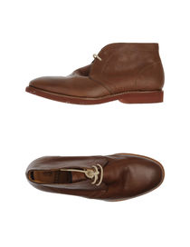 BRUNELLO CUCINELLI - High-top dress shoe