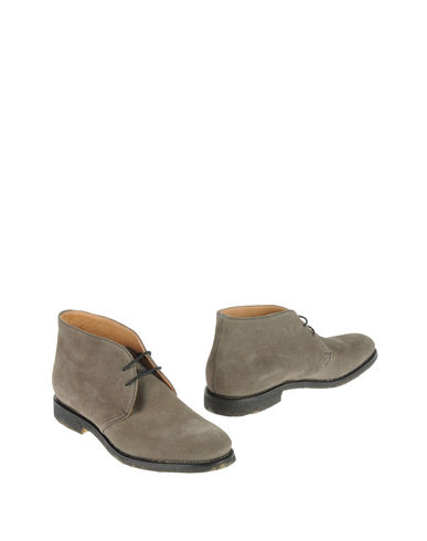 CHURCH'S - Ankle boots