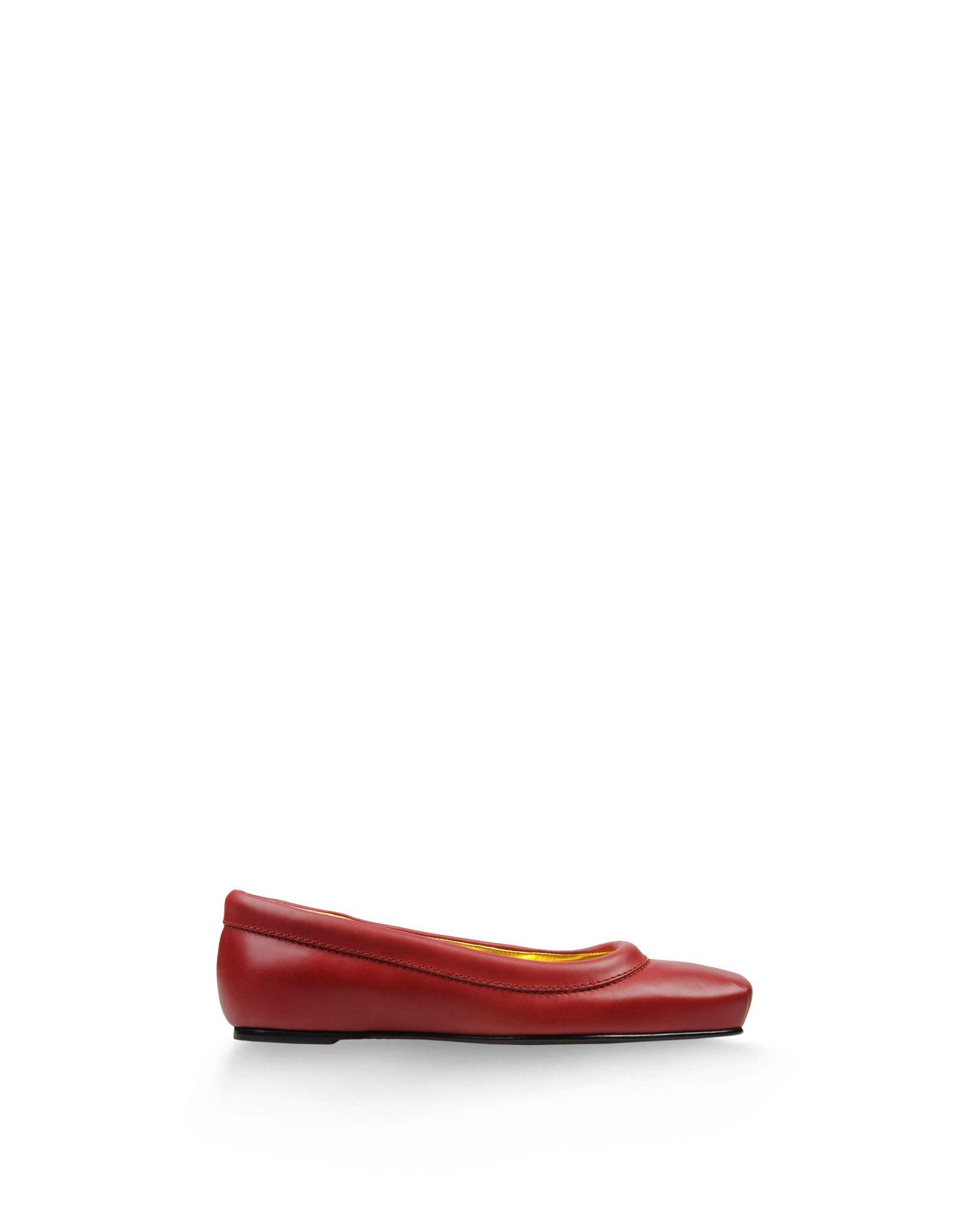 Ballerinas - JIL SANDER NAVY Online Store
