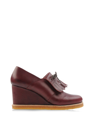 SWEDISH HASBEENS Loafers & Lace-ups Brogues on shoescribe.com