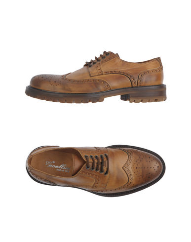 CAVALLINI - Lace-up shoes