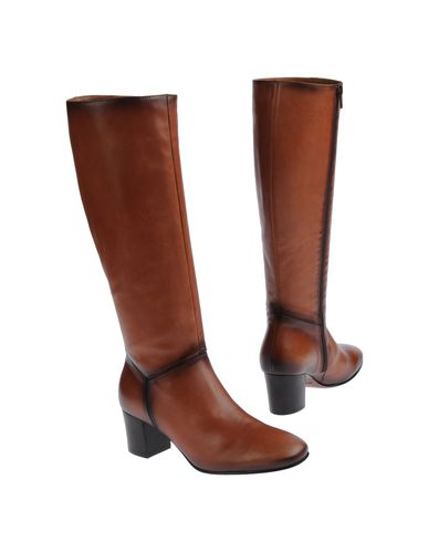 HALMANERA - High-heeled boots