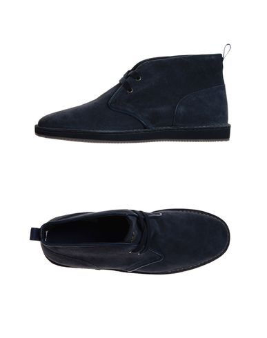 ARMANI JEANS - High-top dress shoe