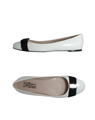 SALVATORE FERRAGAMO - Ballet flats