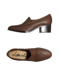 LANVIN - Moccasins with heel