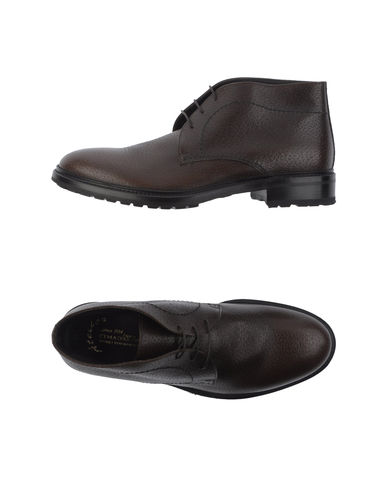 FRANCO CIMADAMORE - High-top dress shoe
