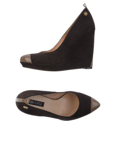 CUPLÉ - Closed-toe slip-ons