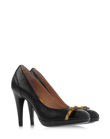 PAUL SMITH - Platform pumps