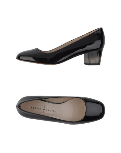 REBECA SANVER - Closed-toe slip-ons