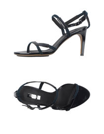 CALVIN KLEIN COLLECTION - High-heeled sandals