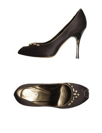 LIU •JO ACCESSORIES - Courts with open toe
