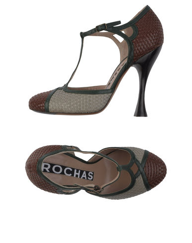 ROCHAS - Closed-toe slip-ons